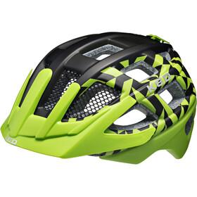 KED Kailu Helmet Kids Green Black Matt